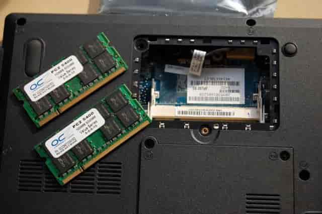 Переставляем оперативную память