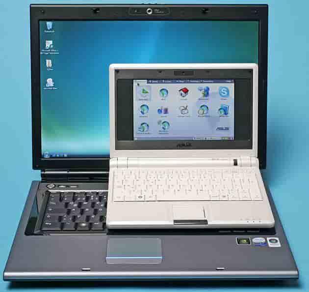 Клавиатура нетбука и ноутбука